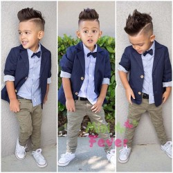 CS1038 - Smart Casual Boy Suit