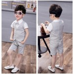 CS1040 - Smart Casual Boy Suit