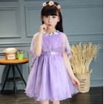 EL1010 - Western Style Summer Princess Dress