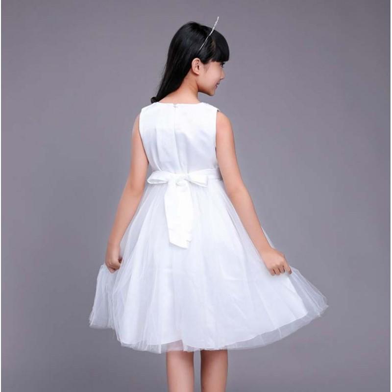 EL1030 - White Summer Dress 5f25869d2