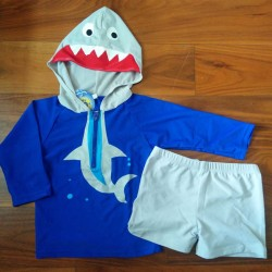UTS1002 - Under The Sea Boys Swimming Suits